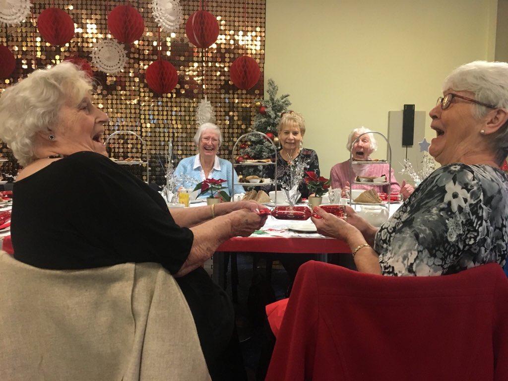 Christmas - Telford Aura Care