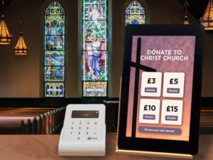 Free point of donation software launches to cut the cost of contactless for charities