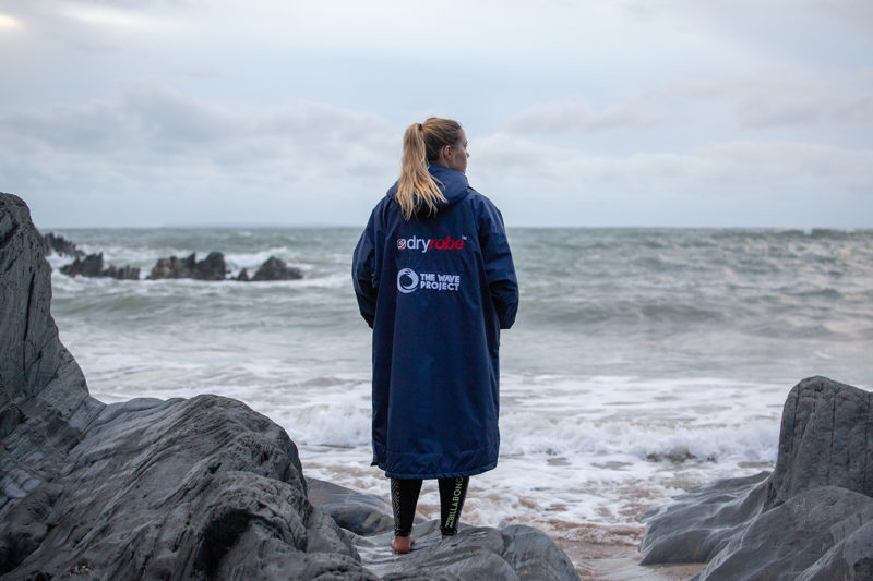 The Wave Project x dryrobe