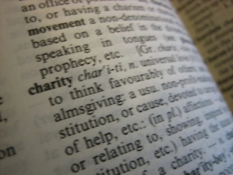 Charity - dictionary definition
