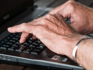 Baby boomers more generous online than younger age groups