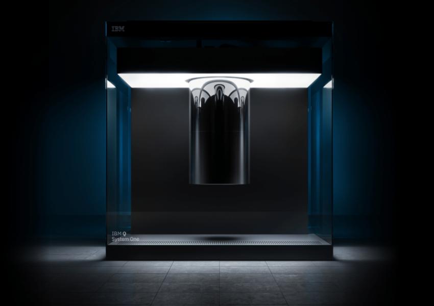 IBM Quantum computer - photo: IBM