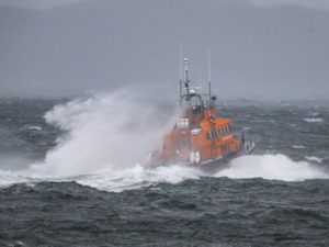 Festive period sees RNLI over 600% busier than 40 years ago