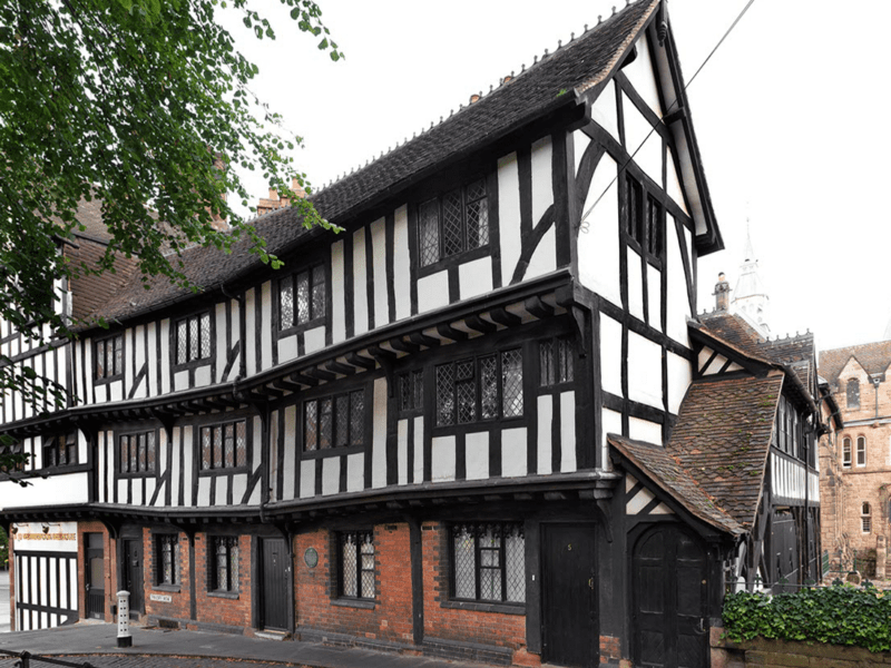3-5 Priory Row (Lychgate Cottages) Coventry (1)