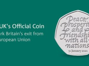 Change for good after Brexit? Donating the 50p coin