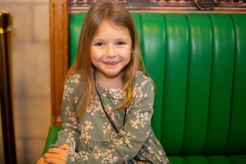 Lyra at the Houses of Parliament