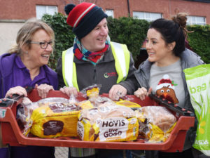 Scottish government funding helps FareShare access Asda food at cost price