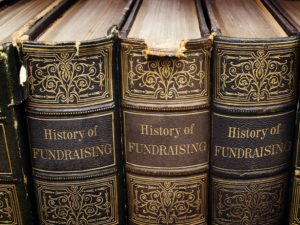 A brief history of fundraising