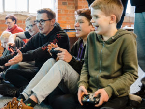 3 charities fundraising through gaming