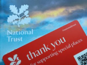 National Trust cuts plastic from membership cards