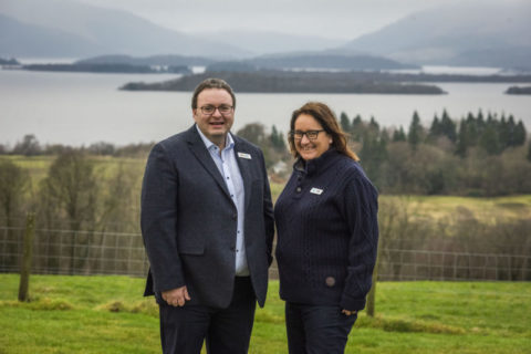 CHAS: Rami and Maria at Ardoch