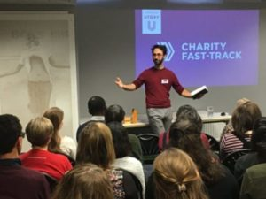 Charity Fast-Track: smart learning for the charity sector