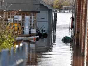 Community foundations launch emergency flood recovery appeals