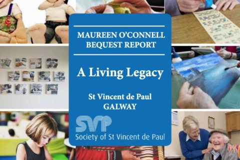 Cover of Maureen O'Connell Bequest Report