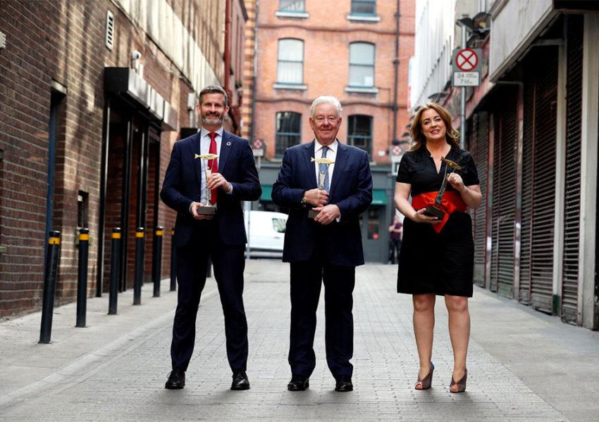 Winners of Philanthropist of the Year Awards 2020