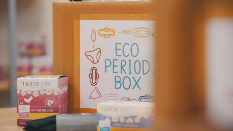 Eco Period Box Campaign