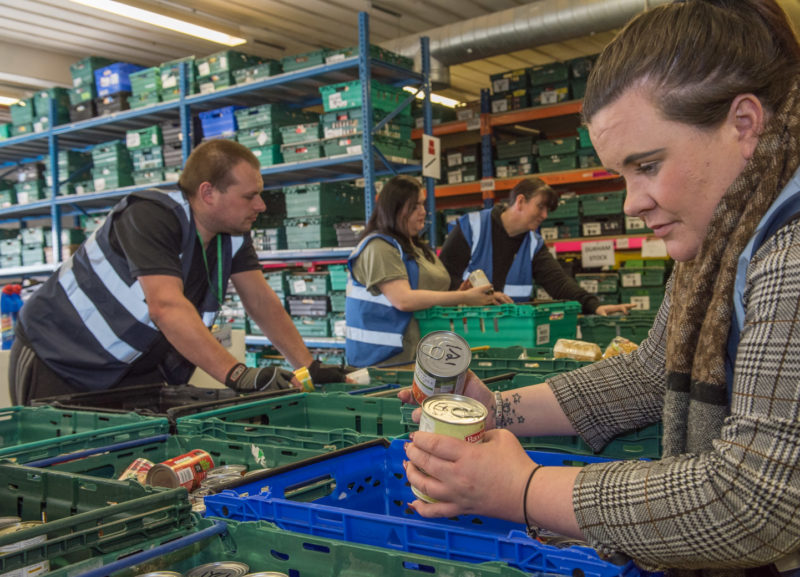 Foodbank Community Foundation Tyne & Wear and Northumberland