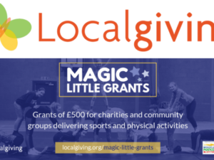 2020 Magic Little Grants programme opens with 900 grants available