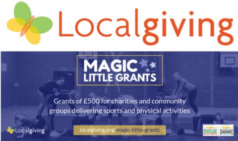 Magic Little Grants