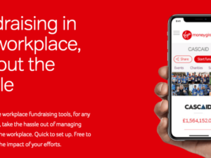 Virgin Money Giving launches fundraising tools for businesses