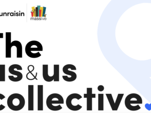 Funraisin & massive create Us & Us Collective to offer free charity support during coronavirus