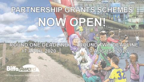 BIFFA partnership grants schemes