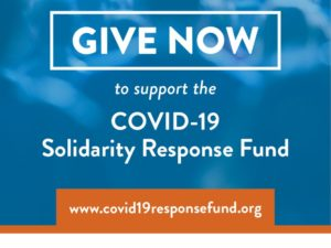 WHO sets up COVID-19 Solidarity Response Fund