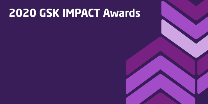 GSK Impact Awards 2020