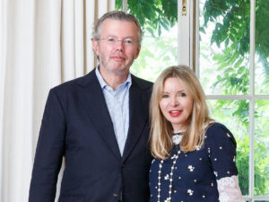 Julia and Hans Rausing Trust gives £2.5m to healthcare charities tackling COVID-19