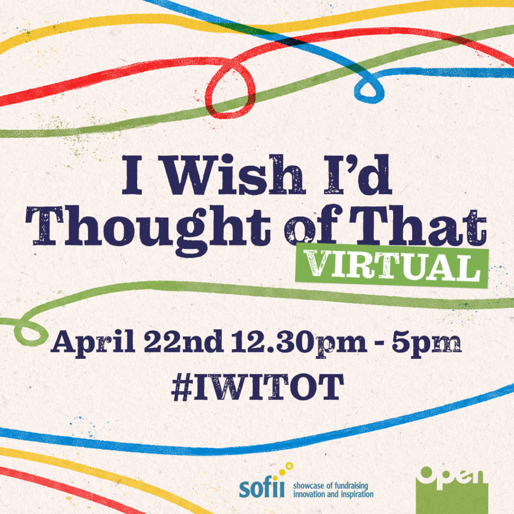 Virtual IWITOT on 22 April