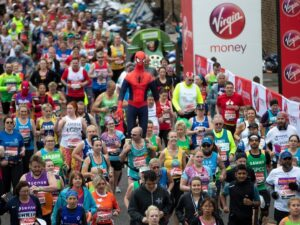 London Marathon changes to open up opportunities for 1,000 more charities