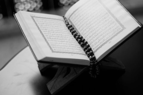 Open copy of the Quran - photo: Pexels.com