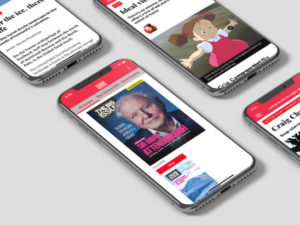 Big Issue launches app & digital edition to support vendors during Covid-19