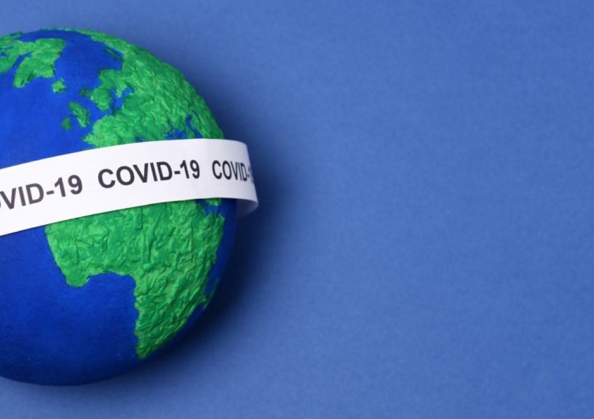 Chapel & York Covid-19 globe