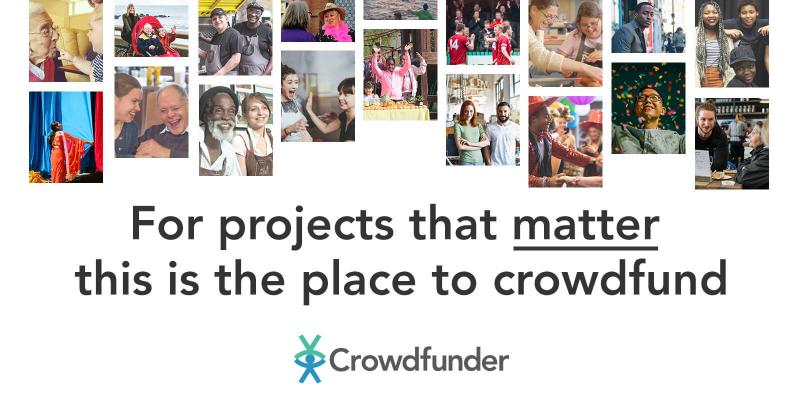 Crowdfunder projects