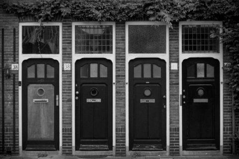 Front doors - Unsplash.com