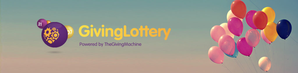 The Giving Lottery logo