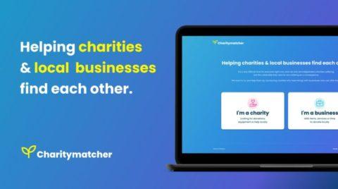 Charity Matcher Website