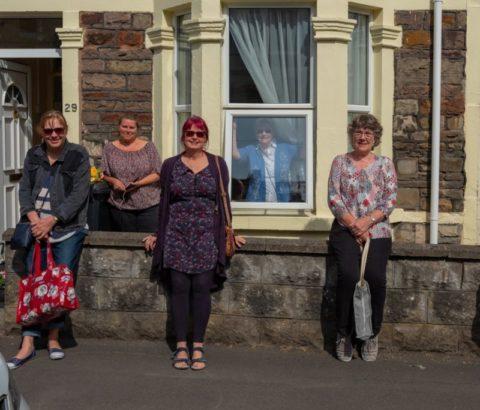 Covid 19 volunteers supporting older people 2