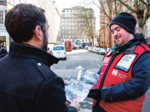 Big Issue challenges public to become 'Covid crusaders' & sell subscriptions