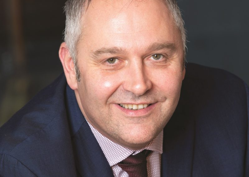 Paul Baxter, Managing Director at Corptel