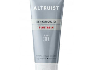 Altruist sunscreen generates over £100,000 for children's charities in Africa