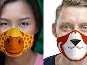 Coronavirus face masks that raise funds for charities