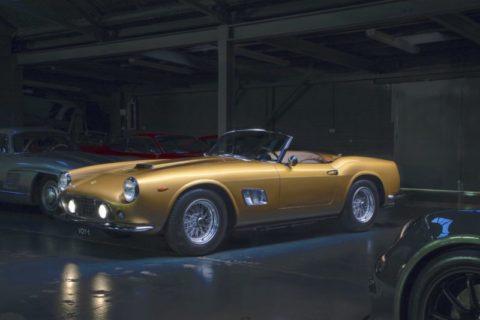 1961 250 GT SWB California Spyder