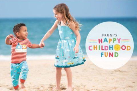 Frugi Happy Childhood Fund
