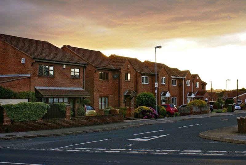 houses street