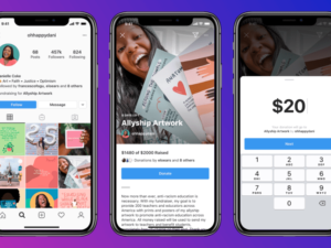 Instagram unveils new tool for personal fundraisers
