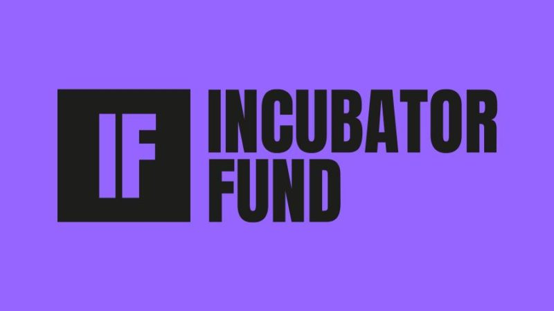 Incubator Fund Logo for Blueprint campaign - purple