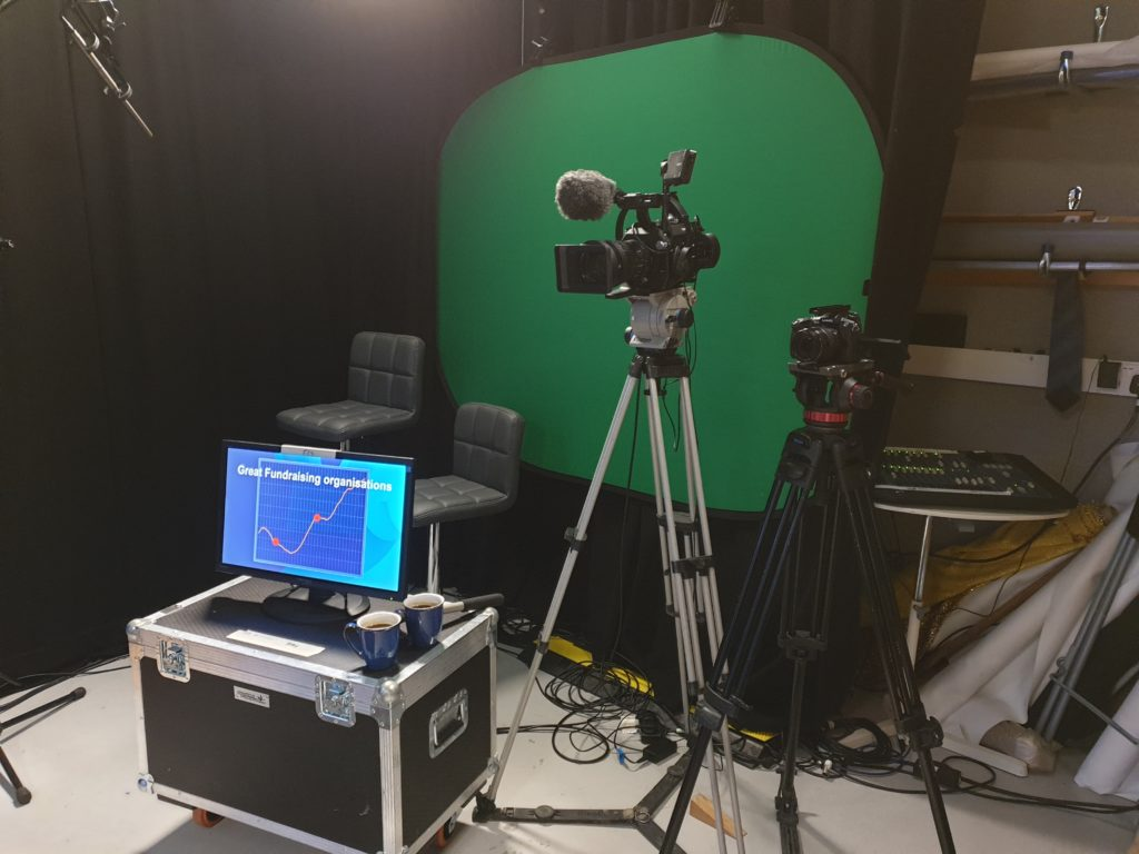 Alan Clayton's video background kit