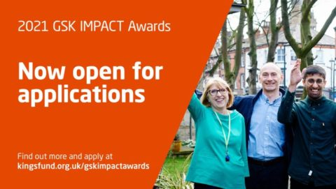 GSK IMPACT Awards 2021